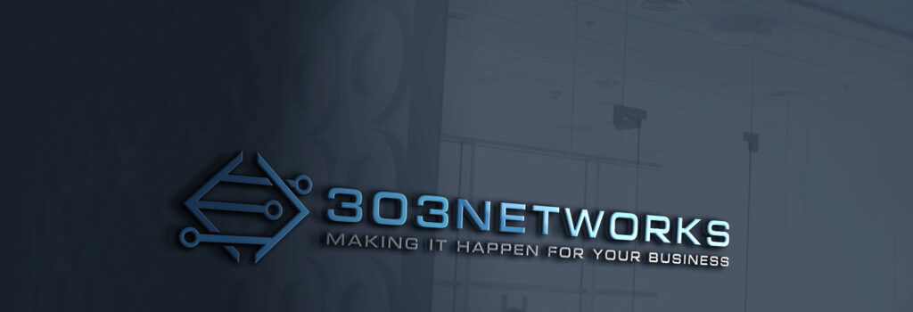 303 networks, making it happen for your business logo 303 Networks
